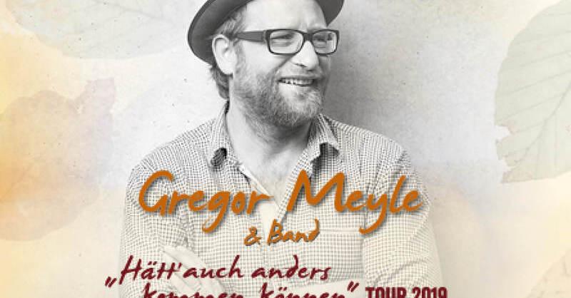 Gregor Meyle & Band, © © Veranstalter