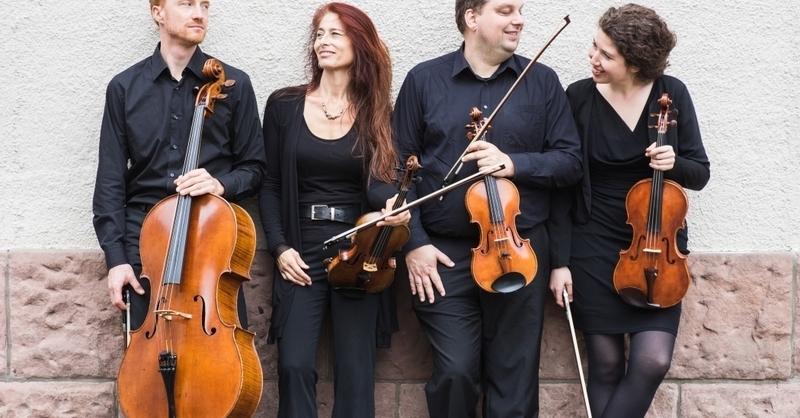 Spiegelungen - Musik für Klavierquintett bzw. -quartett von C. R. Joachim, L. Bedford und C. Franck, © © Veranstalter