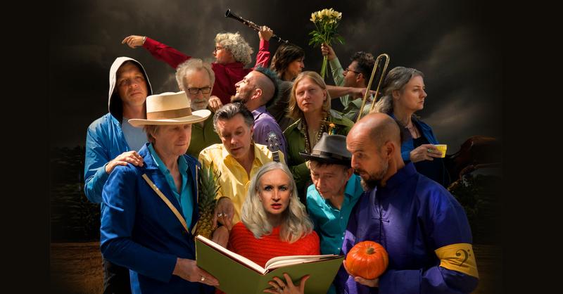 17 Hippies - Kirschenzeit Tour 2019, © © Veranstalter