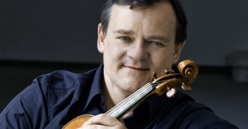 Frank-Peter Zimmermann   Violine, © © Veranstalter