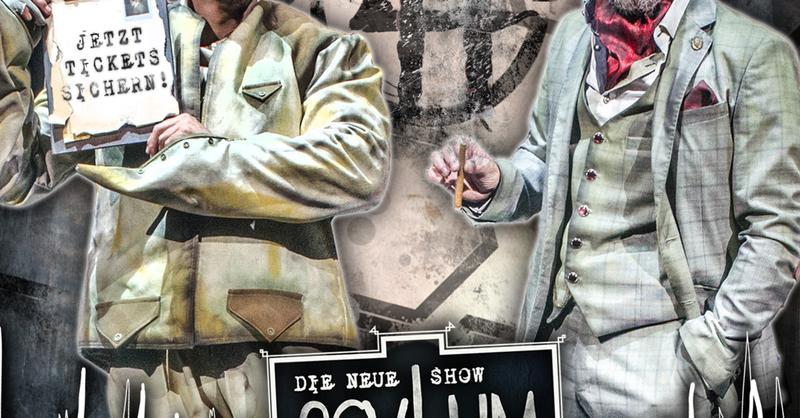 "Zirkus des Horrors ""ASYLUM – das Irrenhaus""   Freiburg, © © Veranstalter"