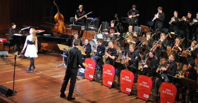 Freiburger Schüler Jazzorchester und SWR-Bigband - Doppelkonzert, © © Veranstalter