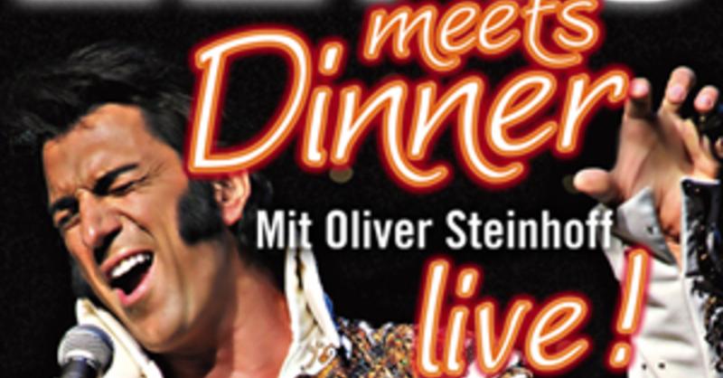 ELVIS meets Dinner - mit Oliver Steinhoff, © © Veranstalter