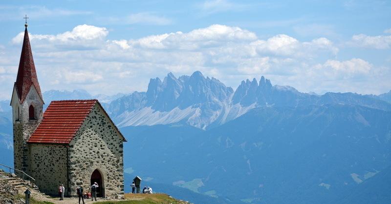 Südtirol - Vom Reschen bis zu den Dolomiten, © © Veranstalter