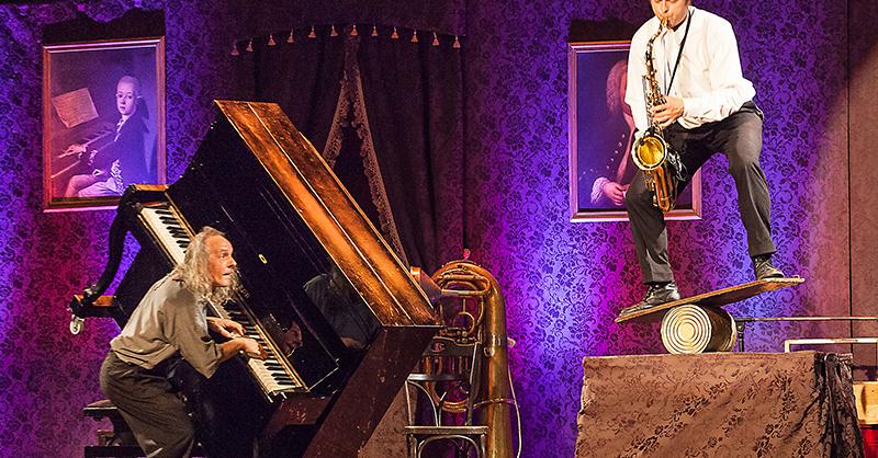 GOGOL & MÄX - Bühne 79379, © © Veranstalter