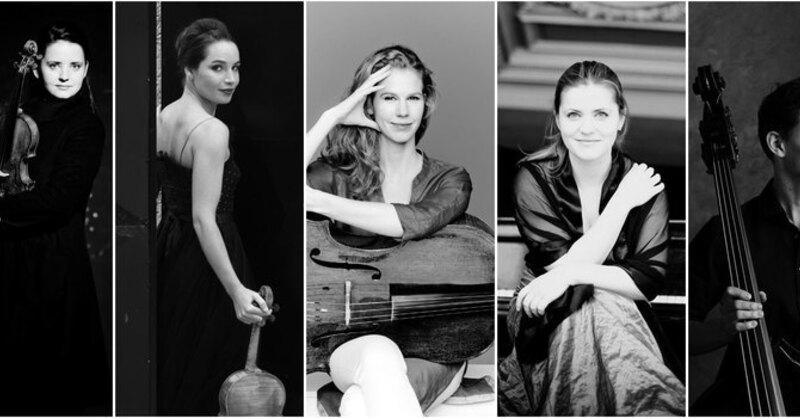 Skride Quartett & Dominik Wagner (Kontrabass), © © Veranstalter