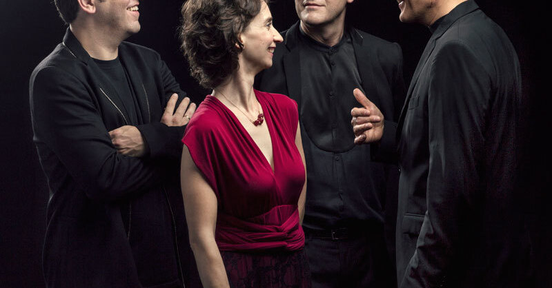 Cuarteto Casals, © © Veranstalter