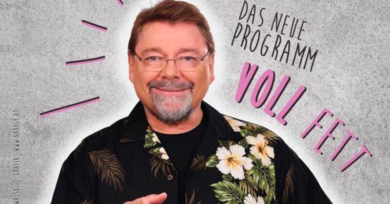 Jürgen von der Lippe - VOLL FETT, © © Veranstalter