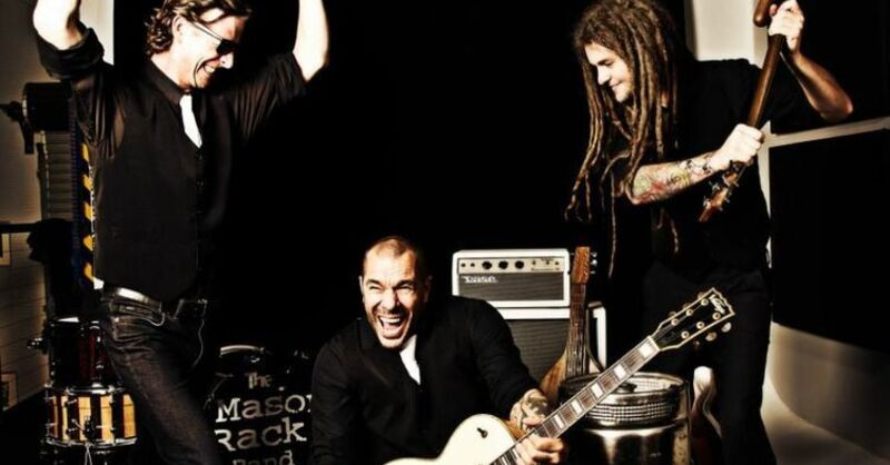 Mason Rack Band - (AUS) Blues-Rock, © © Veranstalter