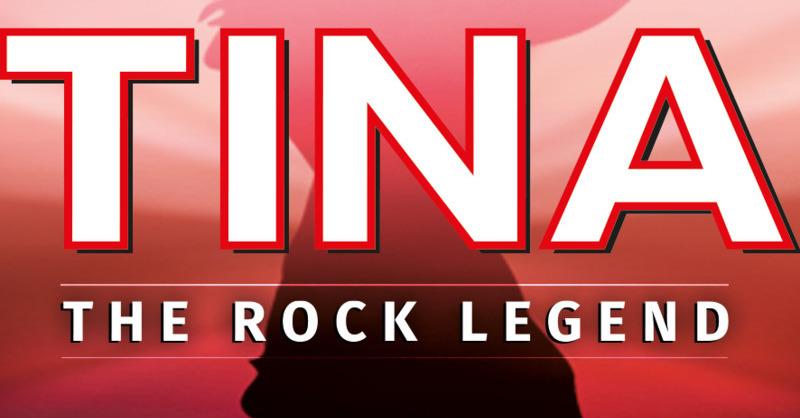 TINA - The Rock Legend - Explosiv! Authentisch! LIVE on stage!, © © Veranstalter