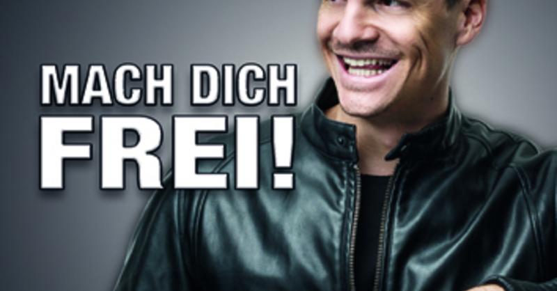 Alain Frei »Mach Dich Frei!«, © © Veranstalter