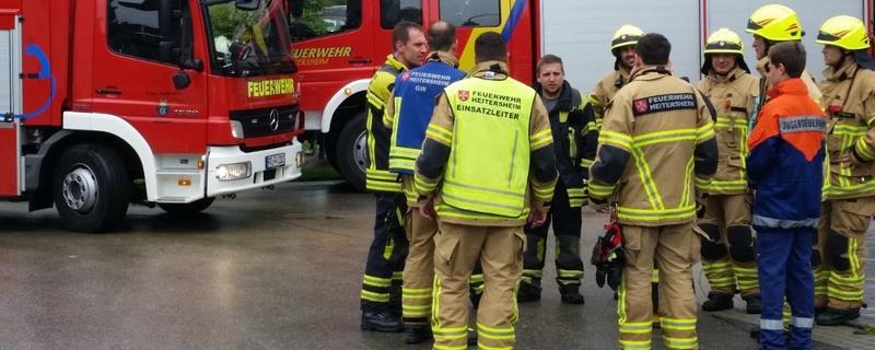 Feuerwehr, Einsatz, Heitersheim, © baden.fm