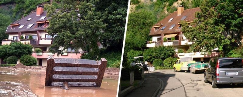 Waldkirch, Unwetter, © baden.fm