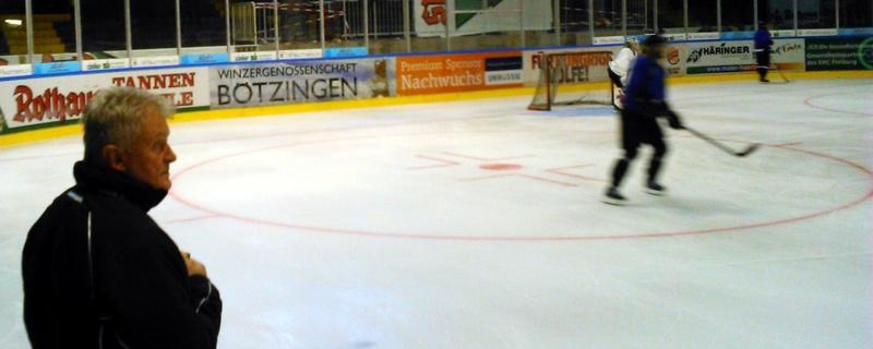 Eishockey, Leos Sulak, EHC Freiburg, Wölfe, © baden.fm