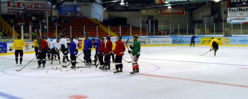 Eishockey, EHC Freiburg, Wölfe, © baden.fm