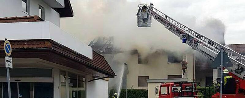 Schönau, Feuerwehr, © baden.fm-Hörerfoto