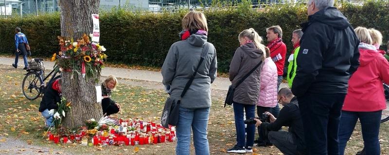 Trauer, SC Freiburg, Mord, Studentin, Dreisam, © baden.fm-Hörerfoto