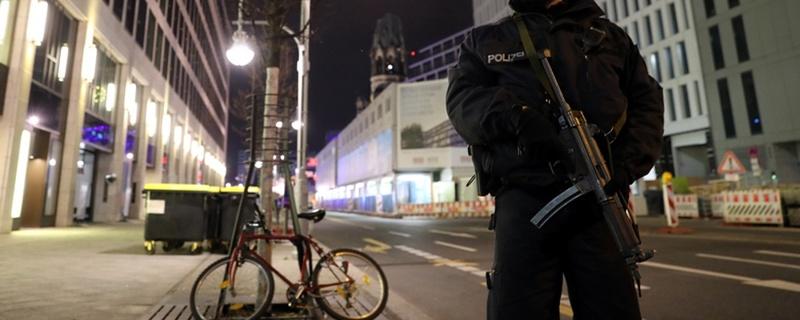 Weihnachtsmarkt, Anschlag, Berlin, Polizei, © Michael Kappeler - dpa