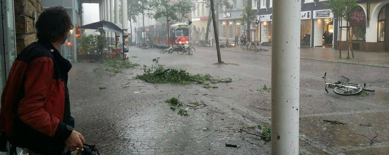 Unwetter, Freiburg, Stadttheater, © baden.fm