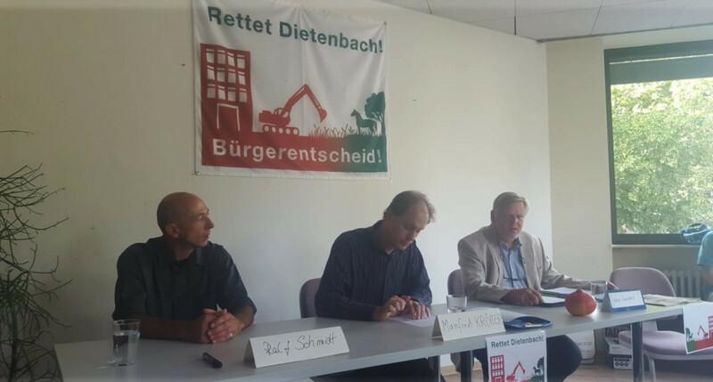Dietenbach, Bürgerinitiative, Stadtteil, © baden.fm