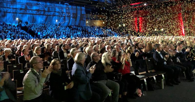 Neujahrsempfang, Freiburg, 2020, © baden.fm