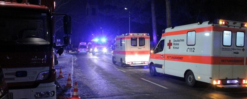 DRK, Krankenwagen, Uniklinik Freiburg, Blaulicht, © baden.fm