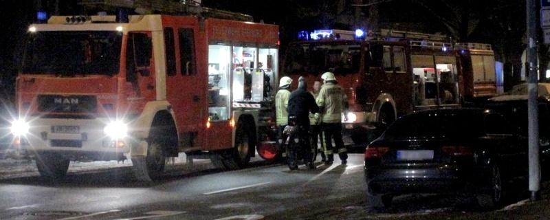 Uniklinik Freiburg, Feuerwehr, © baden.fm