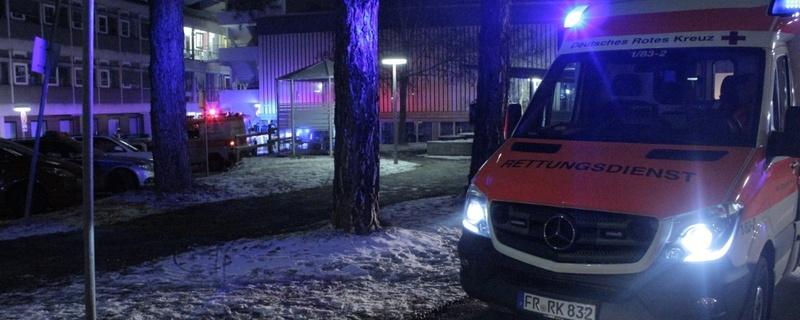 Uniklinik Freiburg, DRK, Krankenwagen, Rettungswagen, © baden.fm