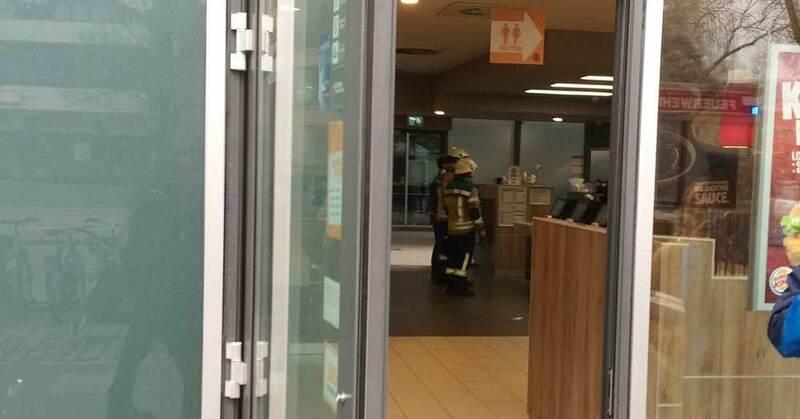 Feueralarm im Bahnhof Freiburg, © baden.fm