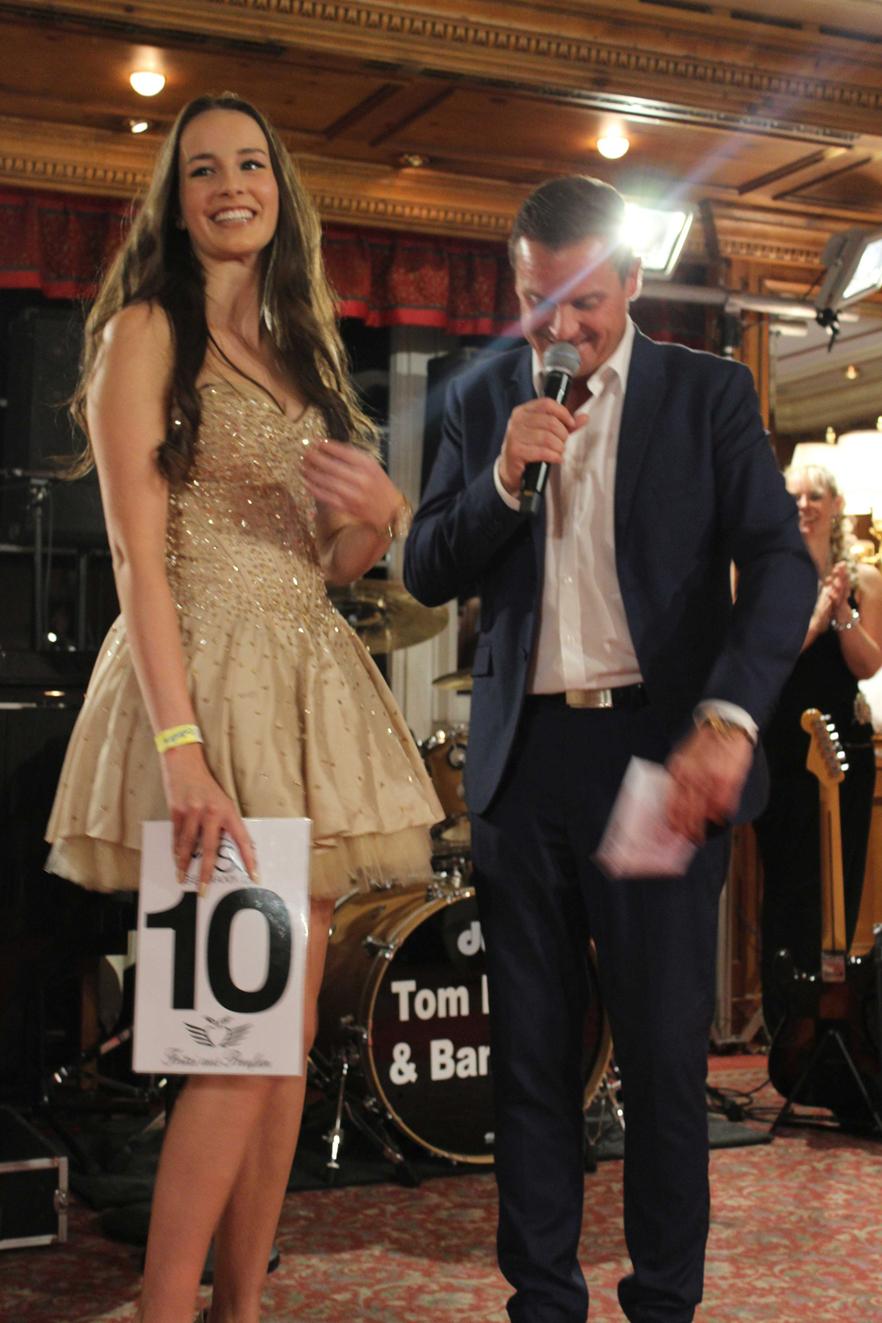 Chiara Narduzzi (17) aus Baden-Baden ist die neue Miss ...