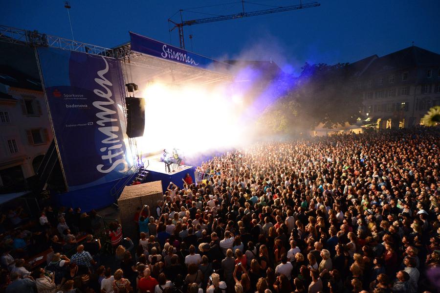 © Stimmen-Festival Lörrach